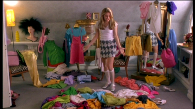 Clueless Moving Too Many Clothes Packing