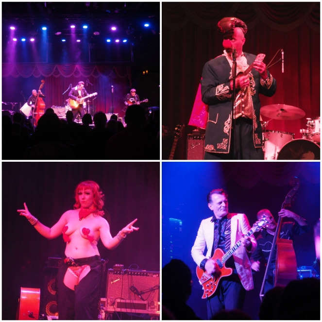 Elvis Tribute Live Music Show At Brooklyn Bowl London Blogger