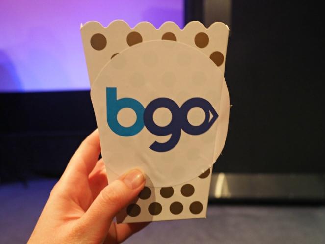 BGO casino online gambling mini popcorn Joe's bloggers Marvel superhero event