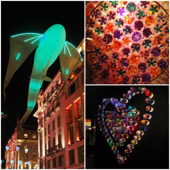 Lumiere London Light Festival Pretty Colourful Blogger