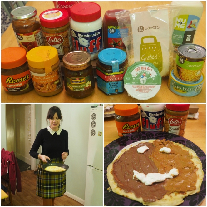 Pancake Day Food Blogger Flip Toss