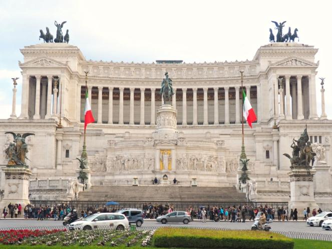 Museo Centrale del Risorgimento Rome Italy Travel Blogger