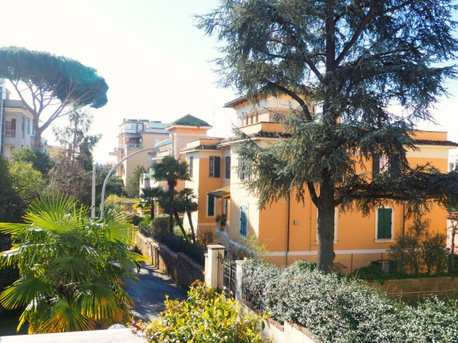 Views of Rome from Ars Hotel Italy, Travel Blogger