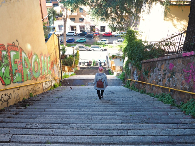 ImbeingErica in Rome Italy, Travel Blogger