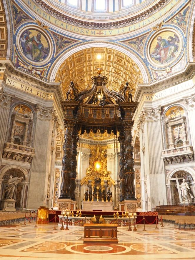 Vatican City Rome Italy, Travel Blogger