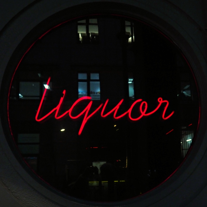 Meat Liquor London Food Blogger Neon Sign
