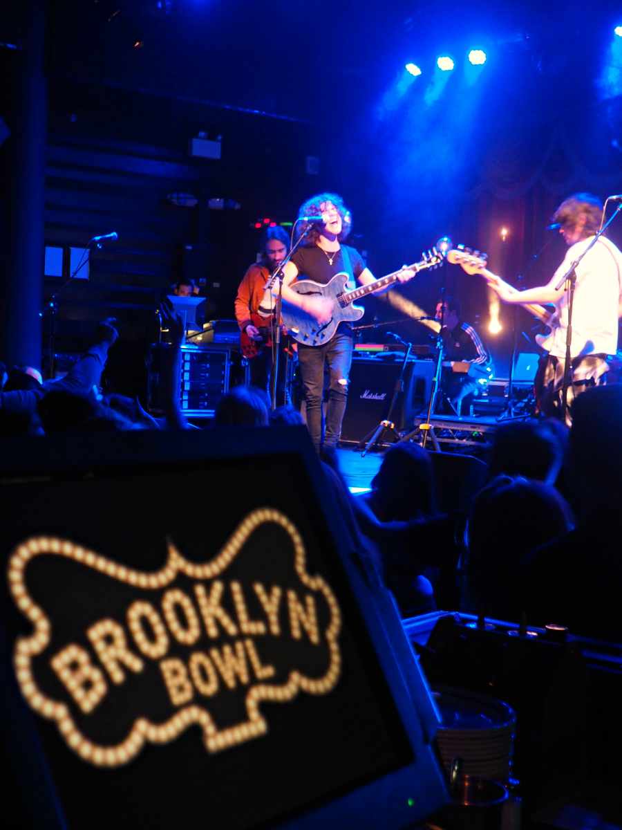 The View Live Band at Brooklyn Bowl London Music Blogger