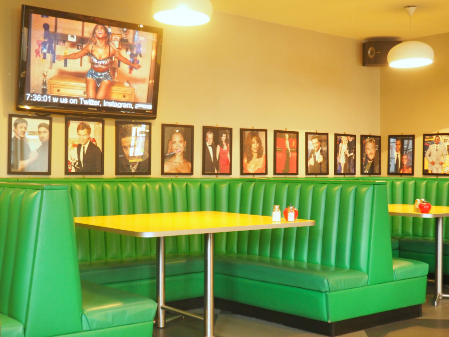 Tinseltown Gants Hill Halal Diner London Food Blogger