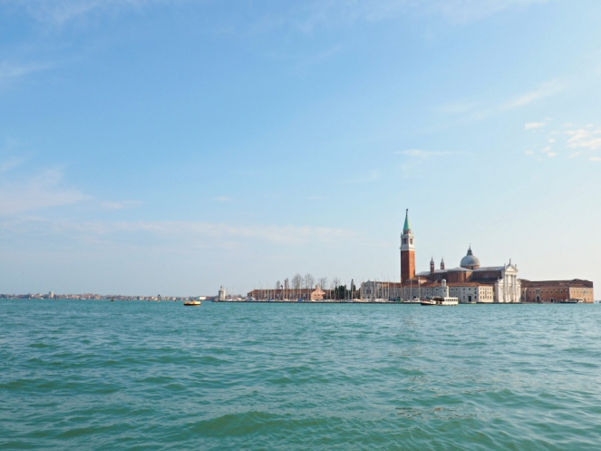 Travel Blogger in Venice, Italy