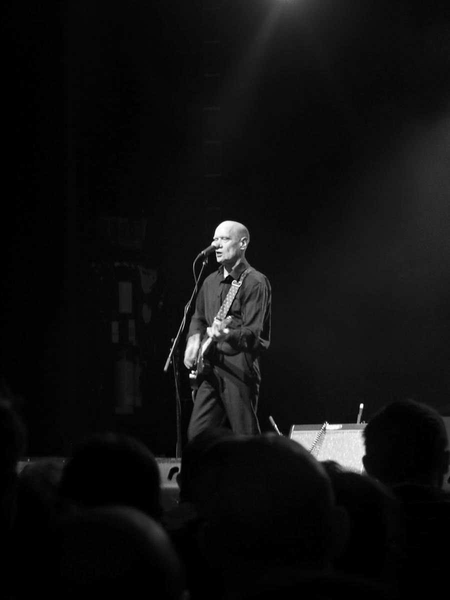 Wilko Johnson Singer Live at The Forum Kentish Town London Music Blogger