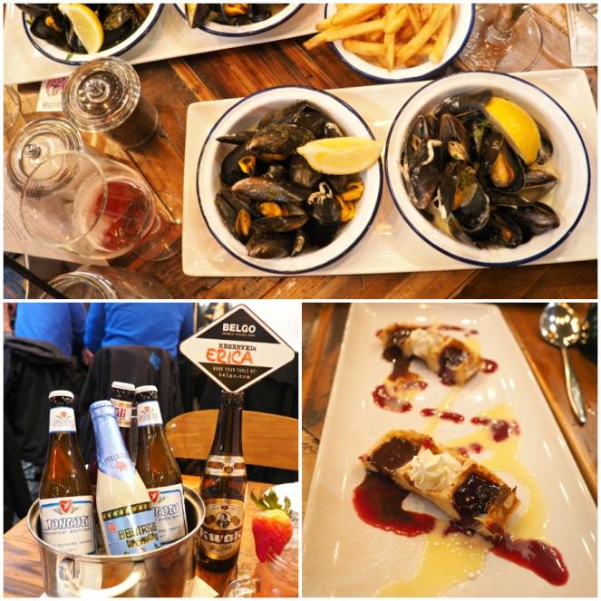 Belgo Holborn Relaunch Opening London Food Blogger