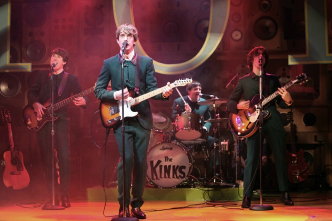 The Kinks London Theatre Show Sunny Afternoon
