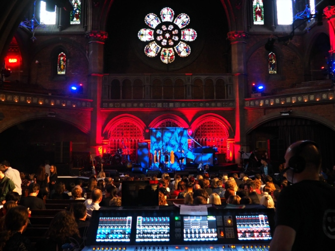 Union Chapel Live Music Venue London Blogger