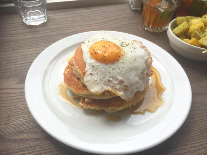 Breakfast Club Hackney Wick Launch London Food Blogger