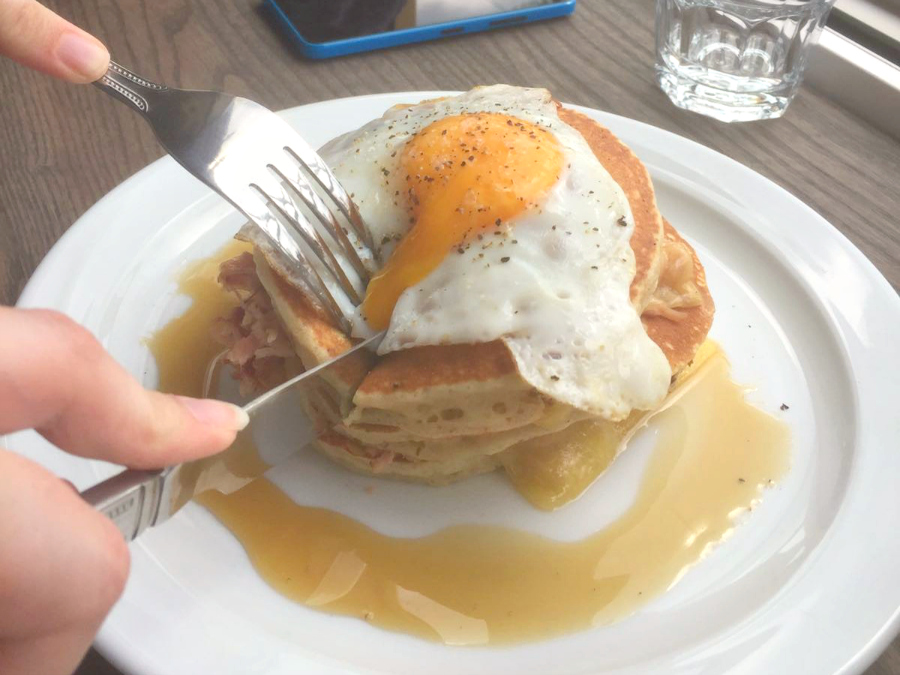 Breakfast Club Hackney Wick Launch London Food Blogger