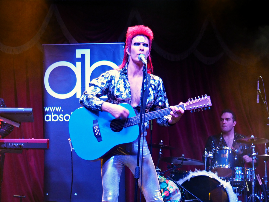 David Absolute Bowie Tribute Band Live Music Blog Blogger