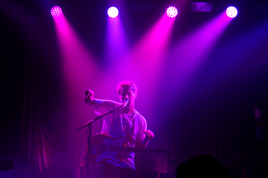 Glass Animals Band Live at ICA London Music Blogger