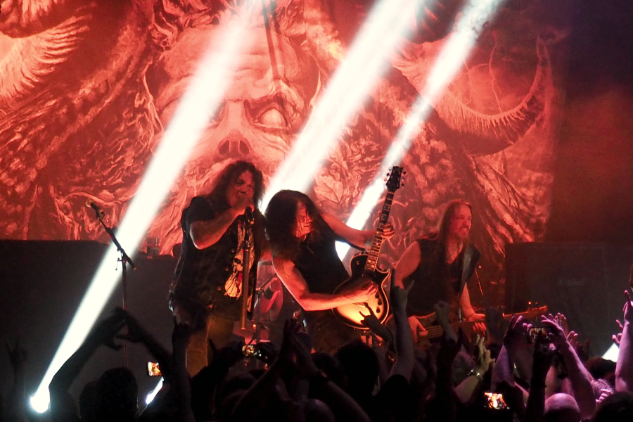 Testament Heavy Rock Band at Brooklyn Bowl London Jukely Music Blog Blogger