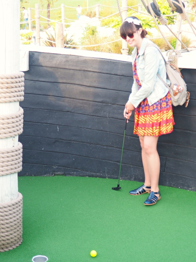 Amazing Amy Crazy Moby Golf London Lifestyle Blogger