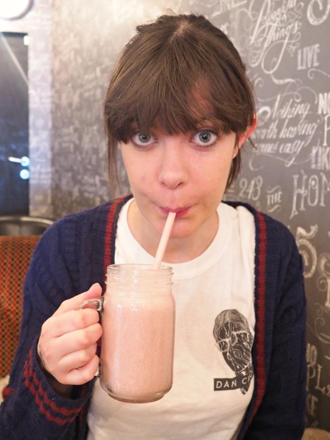 Egg and Crockery Breakfast Cafe Gants Hill London Food Blogger