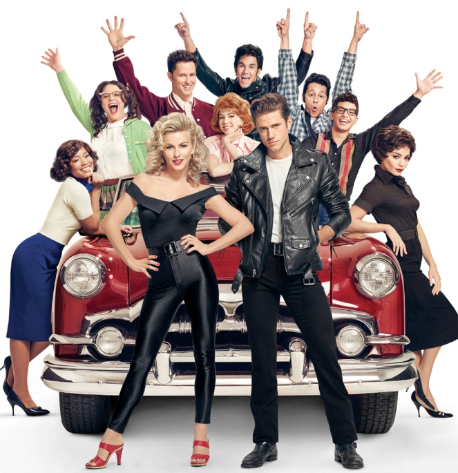 Grease Live Netflix Musical Blogger