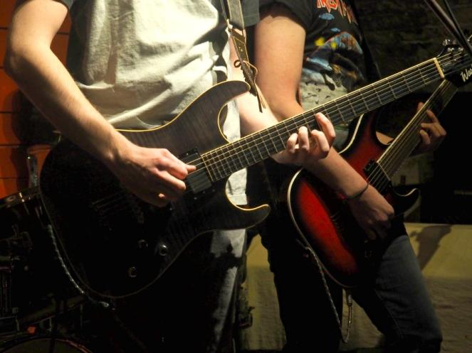 Red Hook Band Guitars Live London Music Blog Blogger