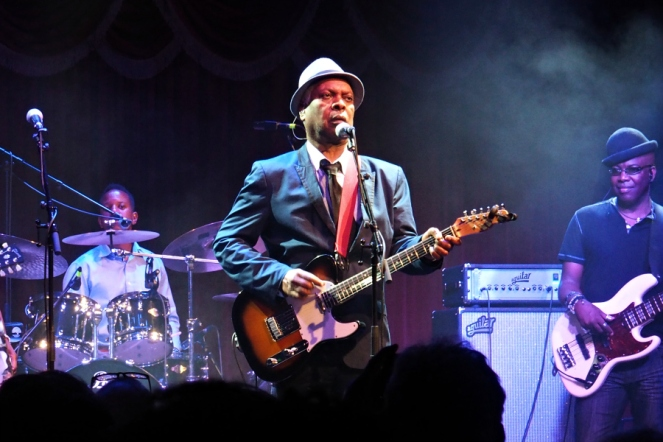 Booker T Jones live at Brooklyn Bowl London Music Blog Blogger