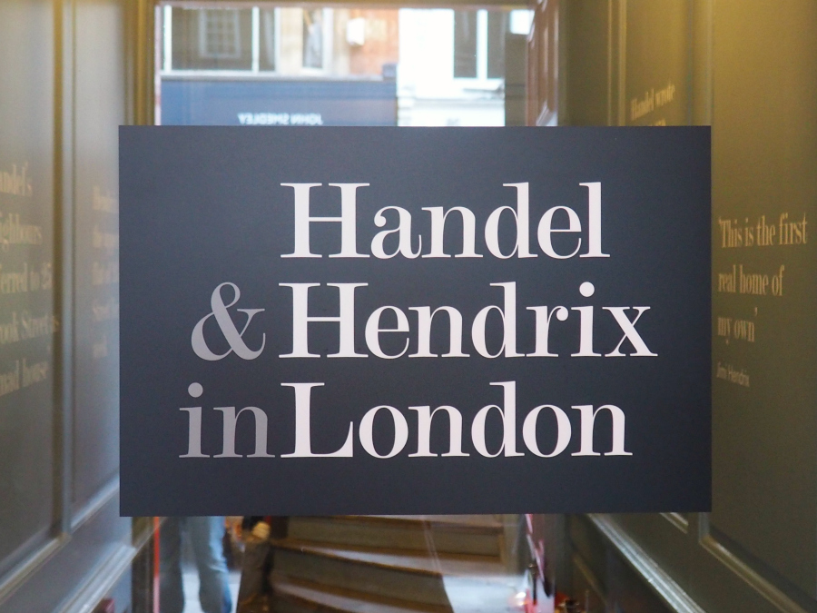 George Handel House Jimi Hendrix Flat London Blog Blogger