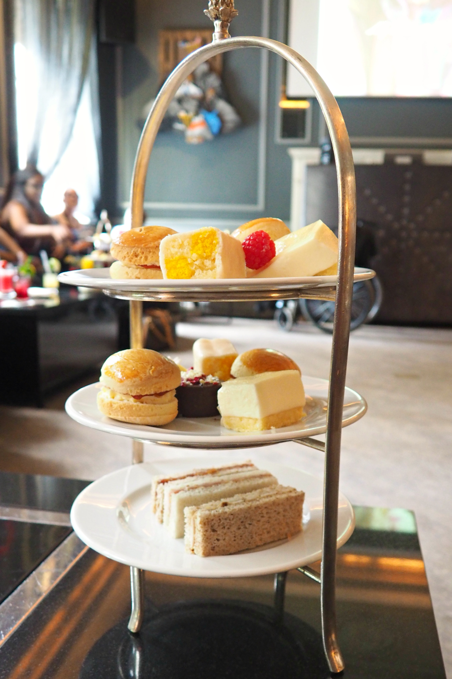 My Favourite Sale Launch Afternoon Tea Party at Home House London Blog Blogger