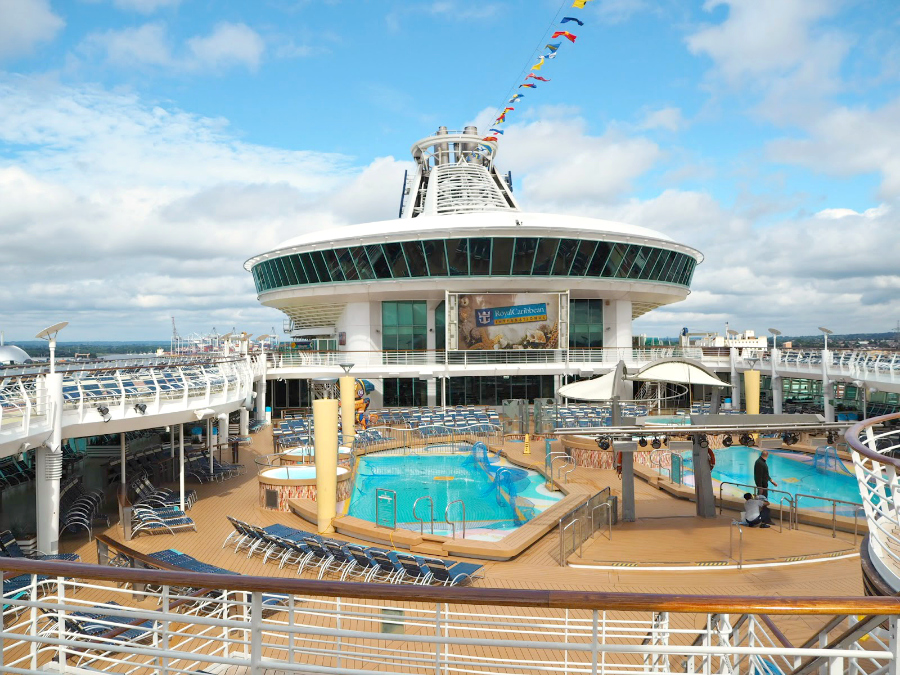 Royal Caribbean Cruise Ship Boat Lifestyle Blog Blogger