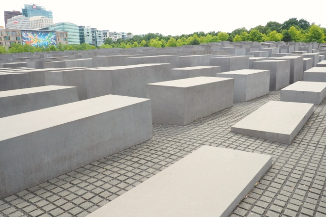 Holocaust Memorial in Berlin Germany Travel Blog Blogger
