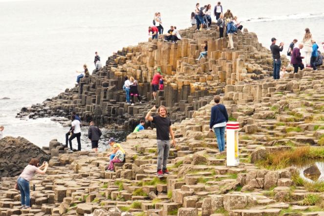 Giants Causeway Northern Ireland Travel Blog Blogger