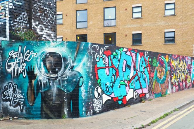 Street Art Alternative East London Walking Tour