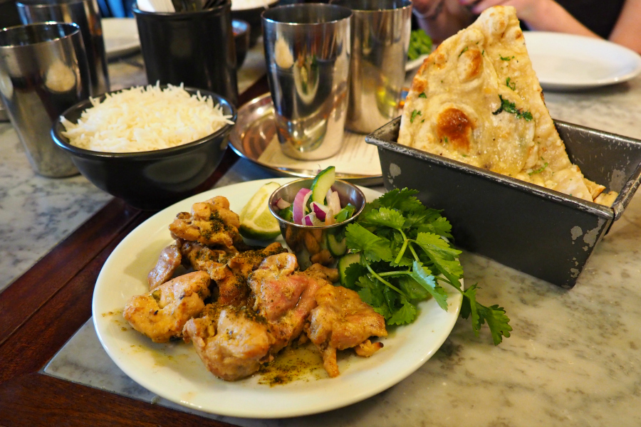 Dishoom Brunch London Food Blog Blogger