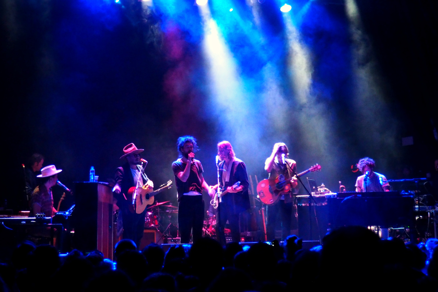 Edward Sharpe and the Magnetic Zero Live in London Islington Asembly Hall