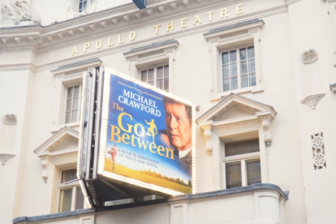 The Go Between Musical Theatre London West End Michael Crawford