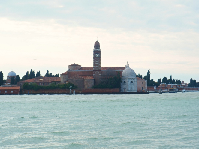 Travel Blogger in Murano Island Venice, Italy