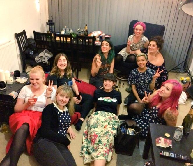 Bangarang Friday Night Best Friends London Lifestyle Bloggers