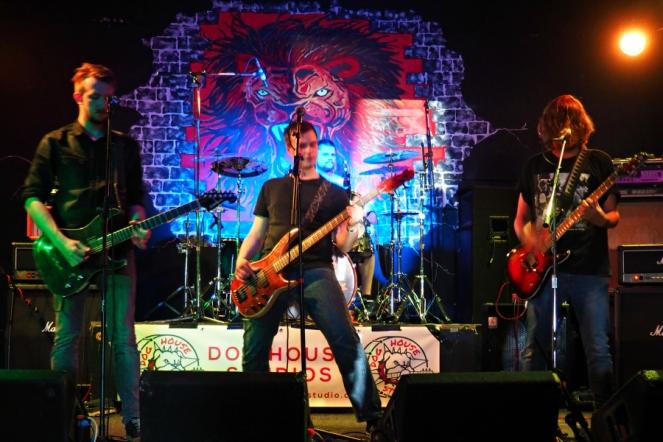 Red Hook Band UK at Red Roar Festival Gravesend London Live Music Blog Blogger