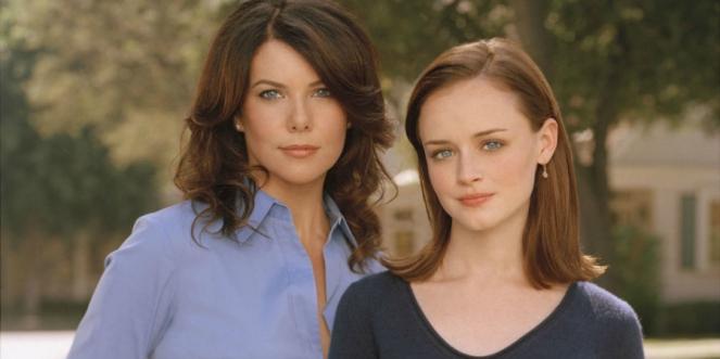 Gilmore Girls Rory Lorelai Netflix