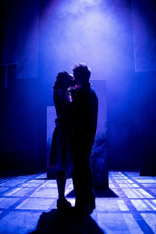 National Youth Theatre's Romeo & Juliet credit Helen Murray