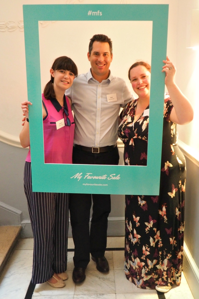 My Favourite Sale Launch Afternoon Tea Bloggers