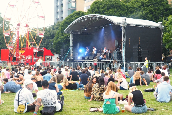 Old Blue Last Festival Shoreditch London Live Music Blog Blogger