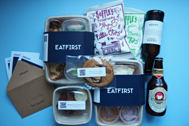 Eat First Takeaway Food Delivery Service London Blog Blogger