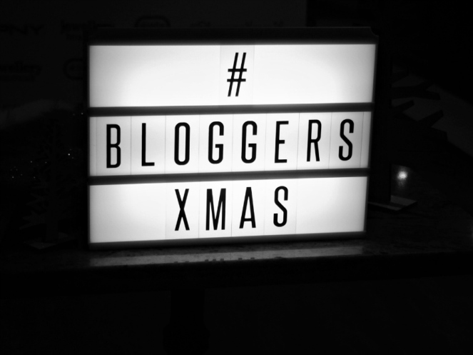Bloggers Xmas Lifestyle Blog London Event