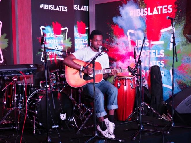 Jay Johnson live at Ibis Lates 2016 Hotel Travel Blog Blogger