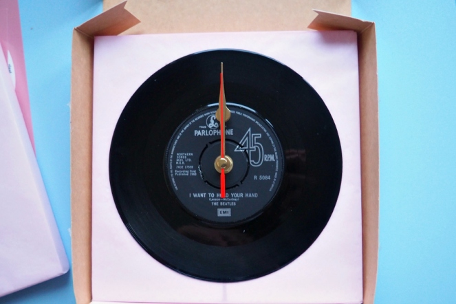 Vinyl Clocks Blogger Review