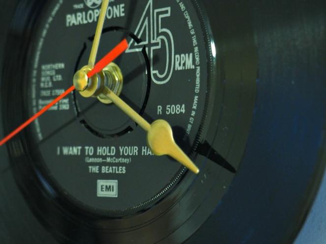Vinyl Clocks Blogger Review The Beatles