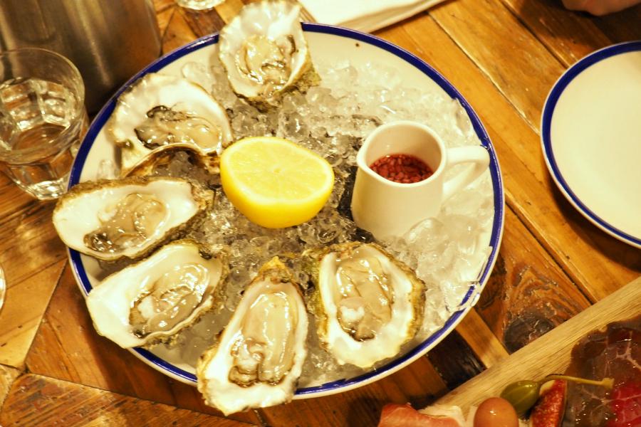 Secret Super with Fuller's Kitchen at The Sail Loft Cutty Sark London Food Blog Blogger