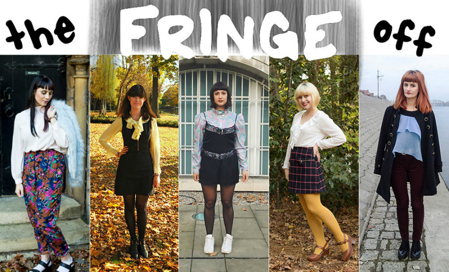 The Fringe Off Ruffles Fashion Bloggers